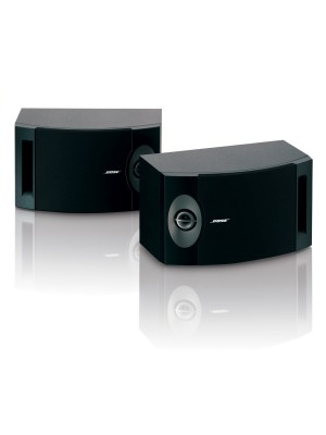 BOSE 201 V Sistema de Colunas Direct / Reflecting Preto