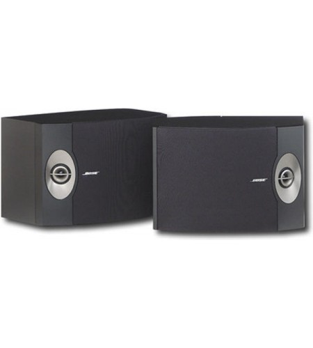 BOSE 301 V Sistema de Colunas Direct / Reflecting Preto