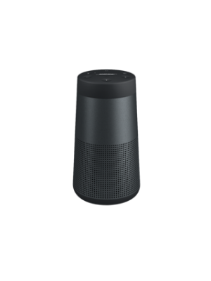 BOSE SoundLink Bluetooth Speaker REVOLVE Preto