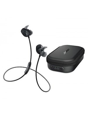 BOSE SoundSport Wireless + Bolsa Carregamento Preto