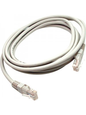 Cabo UTP CAT5 RJ45 8Pinos 0.50Mts