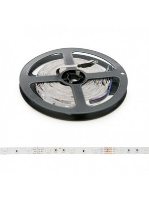 Fita LED 12V 14,4W/Mt 300 X SMD 5050 5M RGB IP20