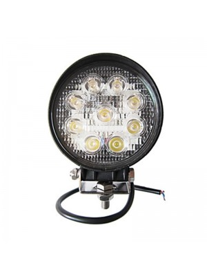 Projetor Led Auto 12V / 24V 27W IP65