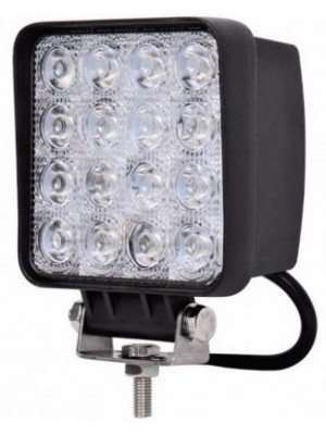 Projetor Led Auto 12V / 24V 48W IP65