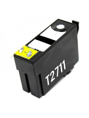 Tinteiro Compativel EPSON 27XL T2711 XL COMPATIVEL Preto