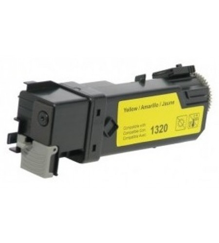 TONER 1320 / 2130 / 2135 Amarelo Compativel DELL 593-10261 593-10315